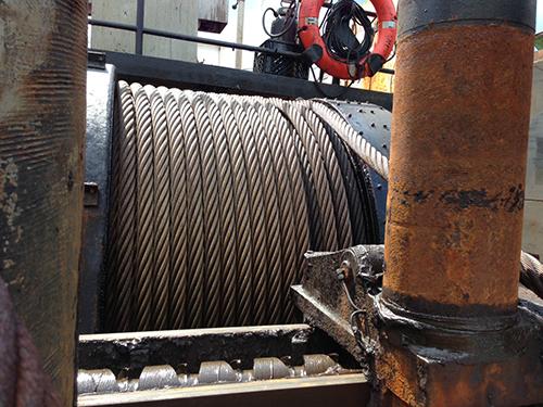 钢丝绳VGP环保润滑