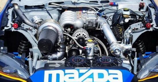 马自达转子引擎